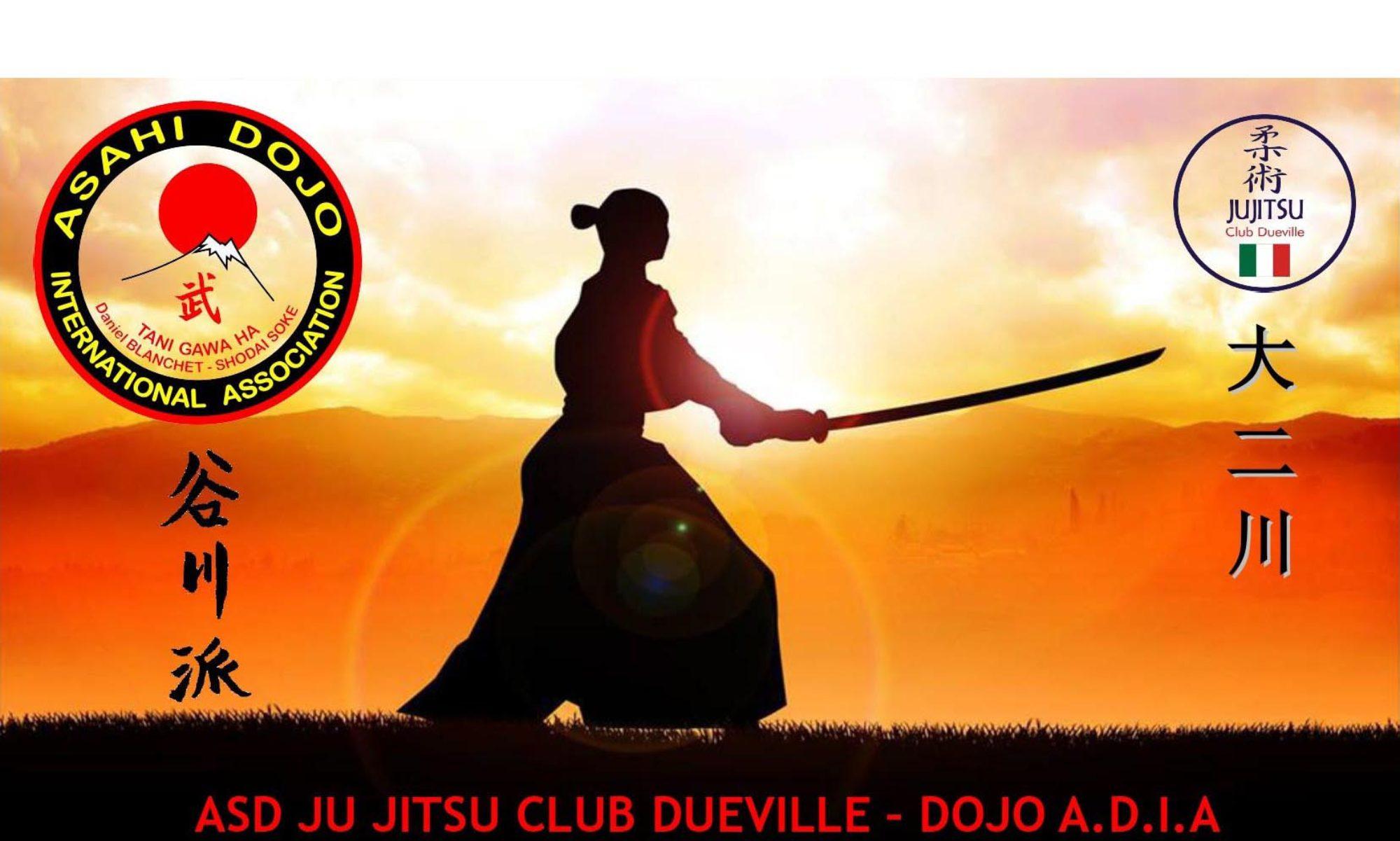 ASD JU JITSU CLUB DUEVILLE DOJO A.D.I.A